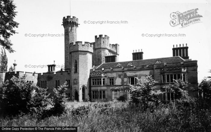 Photo of Upper Arley, The Castle c.1960