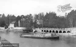 Upper Arley, The Ferry c.1950