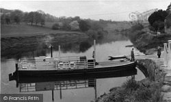 Upper Arley, The Ferry c.1955