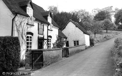 Upper Arley, The Harbour Inn c.1965