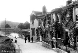 Upper Arley, Valentia Hotel 1910