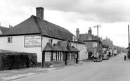 Upper Beeding, The King's Head c1955