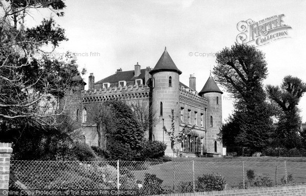 Photo of Upper Beeding, the Towers c1955