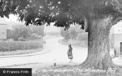 The Main Road c.1960, Upper Broughton
