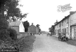 Upper Chapel, The Village 1937