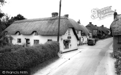 Upper Clatford, The Post Office c.1965