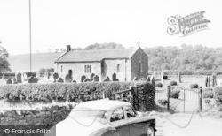 St Cuthbert's Church c.1950, Upper Denton