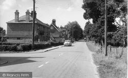 Upper Dicker, Coldharbour Road c.1955