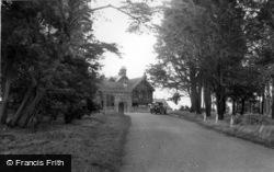 Upper Dicker, St Bede's School (The Dicker) c.1950