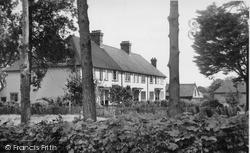 Upper Dicker, Stud Cottages c.1950