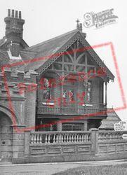 The Dicker (St Bede's School) c.1950, Upper Dicker