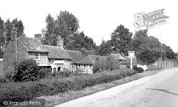 Upper Dicker, The Plough Inn c.1950