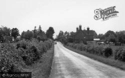 Upper Dicker, The Village c.1950