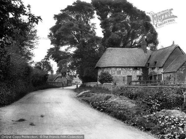 Upper Farringdon, The Street 1928