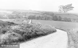 Upper Lambourn, c.1955