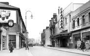 Upper Norwood, Church Road c1955