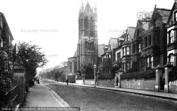 Upper Norwood Gipsy Hill 1898 Francis Frith