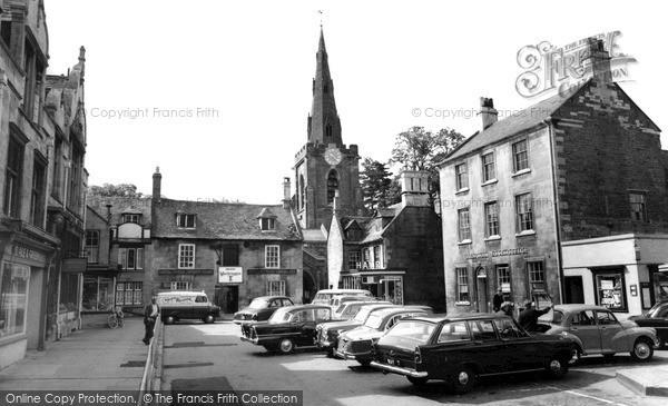 Uppingham, Market Place c1963