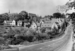 Uppingham, The School And Town c.1950
