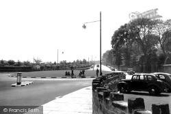 Upton, Arrowe Park Road c.1955