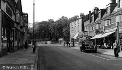 Upton, Ford Road c.1960