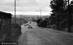 Upton, Greasby Road c.1958