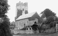 Upton Hellions, Church 1906