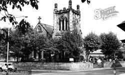 Upton, St Mary's Church c.1955