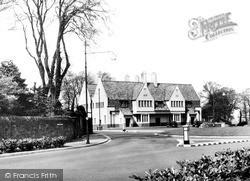 Upton, The Arrowe Park Hotel c.1955
