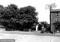 Upton, The Cross Roads c.1955