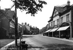 Upton, The Village c.1950