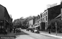 Upton, The Village c.1955