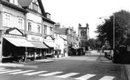 Upton, the Village c1960