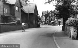 Upton, The Village c.1960