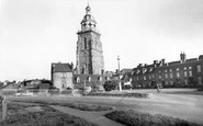 Upton upon Severn, the Church Tower c1960
