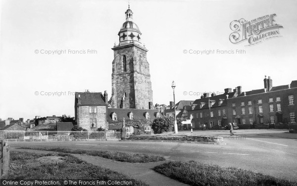 Photo of Upton upon Severn, the Church Tower c1960