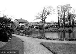 Upton, Woodlands Park c.1955