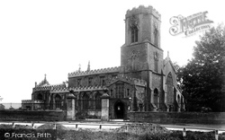Upwell, St Peter's Church 1923