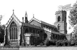 Upwell, St Peter's Church c.1965