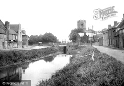 Upwell, Village 1923