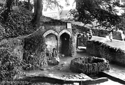 Upwey, Wishing Well 1923