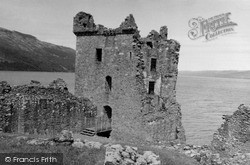 Urquhart Castle, 1952