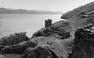 Urquhart Castle photo