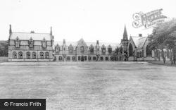 Ushaw Moor, Ushaw College c.1960