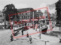 Catharijnebrug c.1930, Utrecht