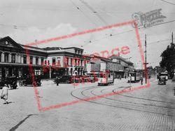 Centraal Station c.1930, Utrecht