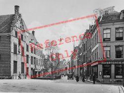 Paushuize And Komme Nieuwegracht c.1930, Utrecht