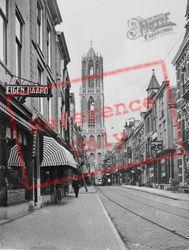 Zadelstraat And Dom Kerk c.1930, Utrecht