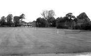 Uttoxeter, Bamford's Sports Ground c.1965