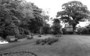 Uttoxeter, Bramshall Road Recreation Ground c.1965